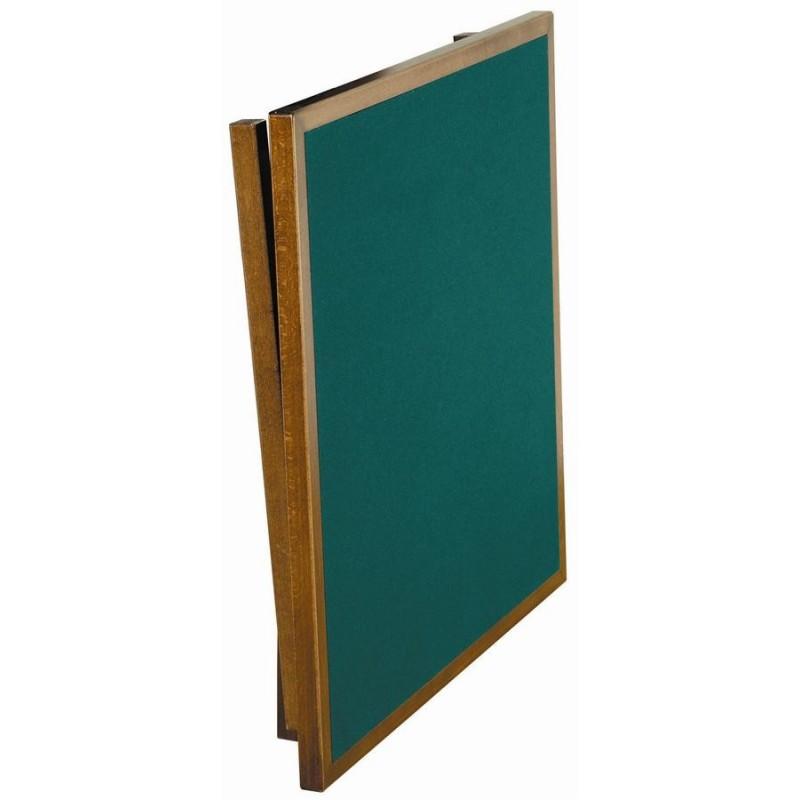 Tavolo da gioco in legno pieghevole 2 misure del fabbro - Miglior gioco da tavolo ...