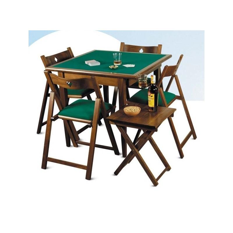 Sedia da gioco in legno pieghevole faggio massiccio del - Metropoli gioco da tavolo prezzo ...