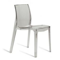 Sedia in policarbonato modello Femme Fatal. Linea Up-On