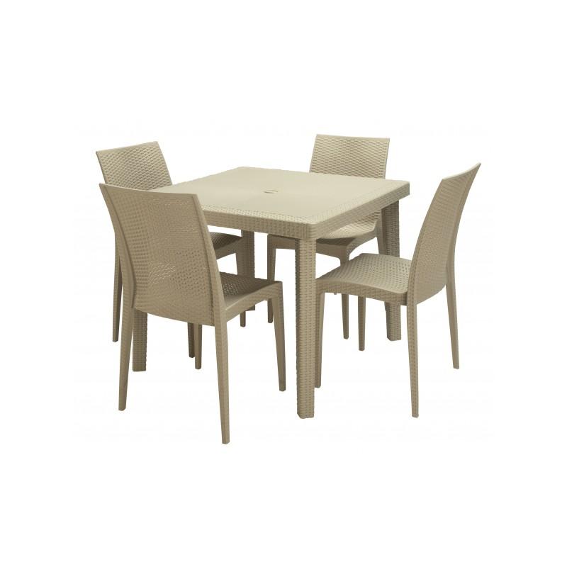 tavolo boheme in greenpol linea green boheme grand. Black Bedroom Furniture Sets. Home Design Ideas