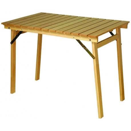 Tavolo Garden in massello di faggio. Diverse misure