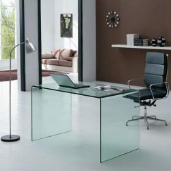 Consolle tavolo vetro temperato modello Glassy