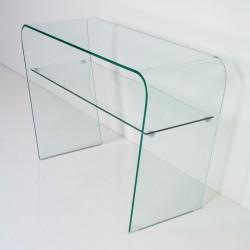 Consolle vetro temperato modello Eta