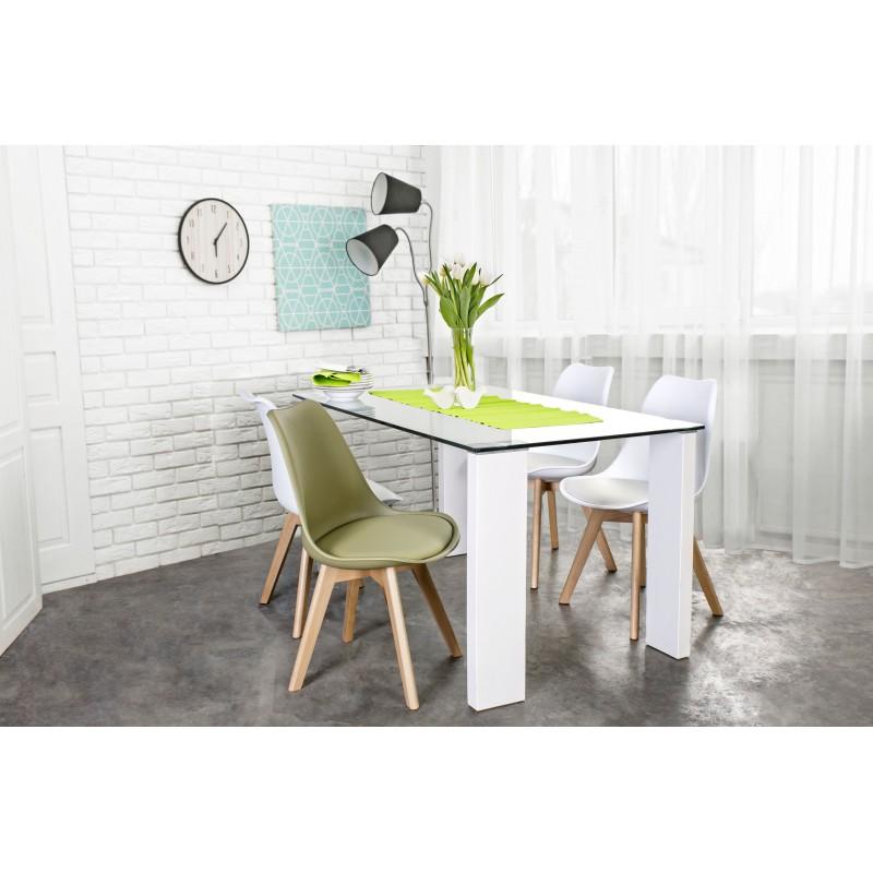 tavolo in vetro arley by bizzotto homemotion miglior