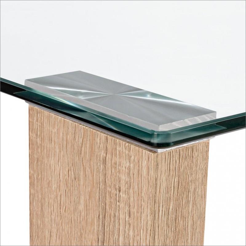 Tavolo in vetro Arley by Bizzotto Homemotion miglior prezzo € 154,00