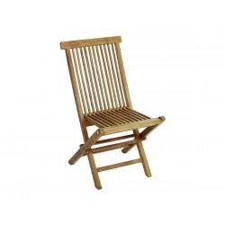 Sedia da esterno Salina by Greenwood in teak. CH501