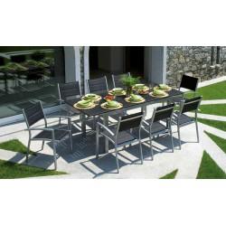 Tavolo da giardino RAVELLO allungabile by Greenwood