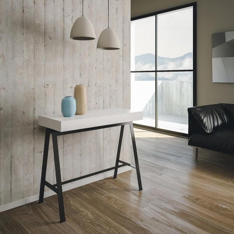 Tavolo consolle allungabile epoca tavolo design - Tavolo a consolle allungabile ...