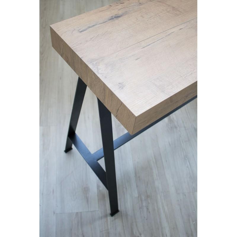 Tavolo consolle allungabile epoca tavolo design - Tavolo allungabile grand soleil ...