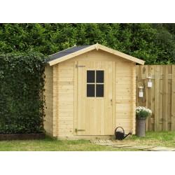 Casetta da giardino in legno mod. LONDRA 198x198