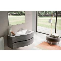 Mobile bagno MOON collezione EVERYDAY by BMT Bagni. Composizione 03.