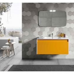 Mobile bagno MARS collezione EVERYDAY by BMT Bagni. Composizione 07