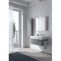 Mobile bagno MERCURY collezione EVERYDAY by BMT Bagni. Composizione 08