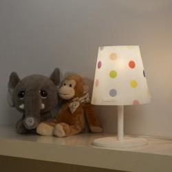 Lampada da tavolo Kone di Emporium. Diversi disegni e colori