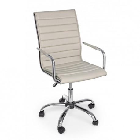 Sedia da ufficio perth di bizzotto in offerta su for Design sedia ufficio