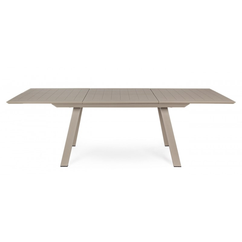 Tavolo da esterno in alluminio allungabile Klayton di ...