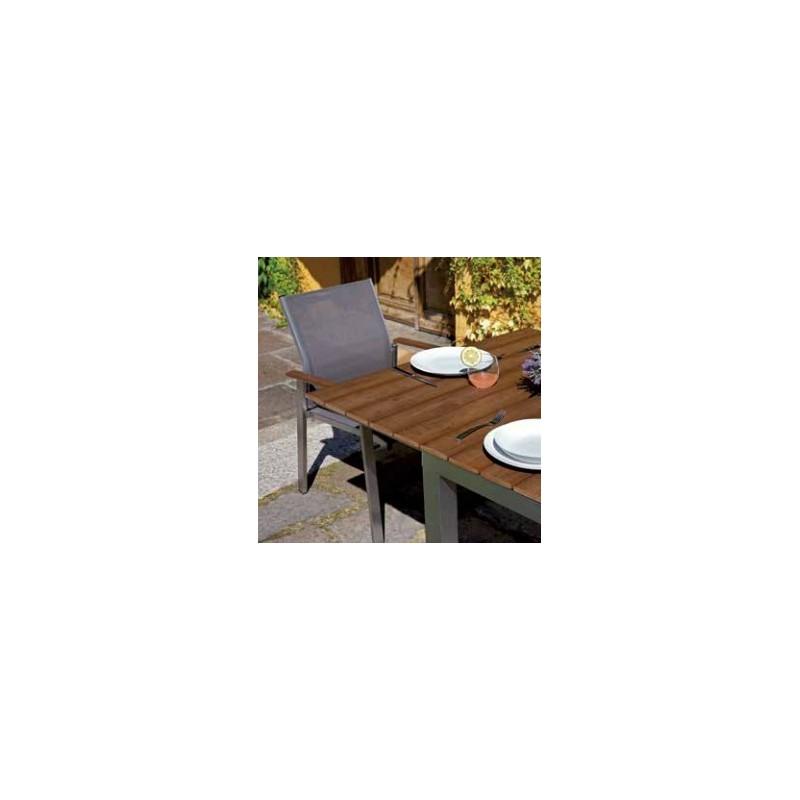 Set tavolo e sedie da giardino saint moritz di greenwood for Set tavolo e sedie da giardino outlet