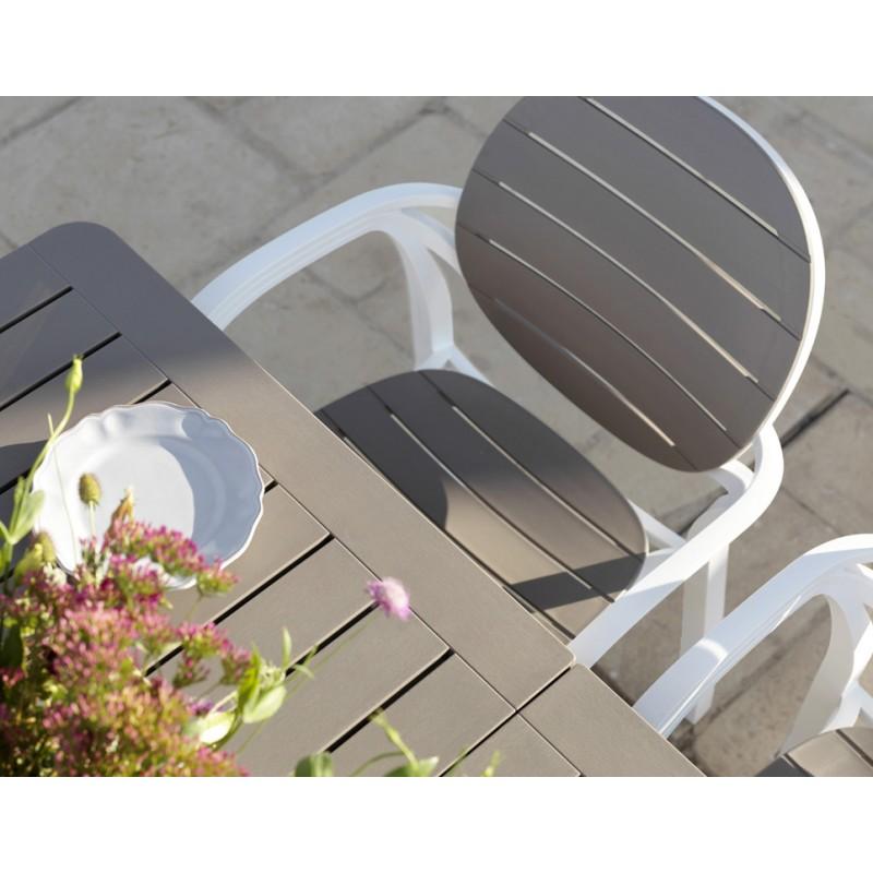 Set da giardino Tavolo Alloro 140 e sedie Palma di Nardi in offerta ...