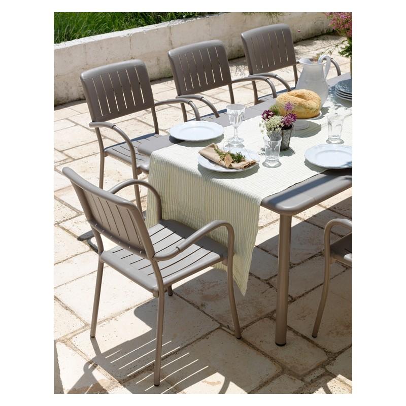 Offerte set da giardino mobili di design di qualit led - Tavolo con sedie da giardino offerte ...