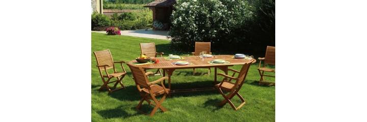 Sedie e tavoli da giardino e per esterno vendita online for Tavoli e sedie per esterno