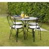 Set tavolo e sedie da giardino Greenwood: Baveno e Stresa