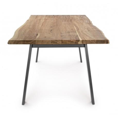 Tavolo in legno Aron by Bizzotto. Legno di acacia. Misura 200x95