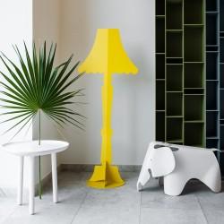 Lampada da terra ĀHUA Classic. Brand: ĀHUA Design. Altezza 140cm. Diversi colori.