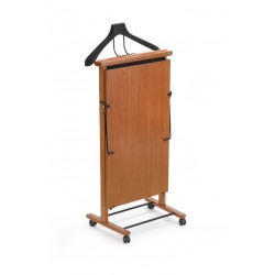Stirapantaloni elettrico VELVET ELECTRIC di ARIS in legno di faggio