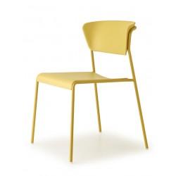 Sedia Lisa in tecnopolimero di Scab Design