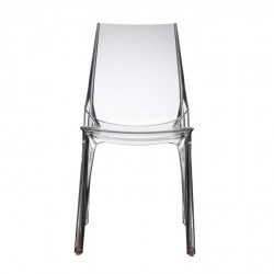 Sedia Vanity Chair Scab Design in policarbonato. - Scab Design