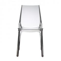 Sedia Vanity Chair Scab Design in policarbonato. - Scab Design