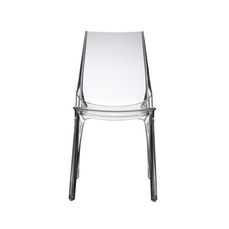 Croppo Sedie E Tavoli.Sedia Art Vanity Chair Policarbonato Scab Design Miglior Prezzo