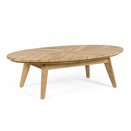 Tavolino Ovale Coachella 120X70 By Bizzotto