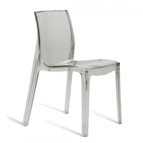 Sedia in policarbonato modello Femme Fatal. Linea Up-On Grand Soleil ...