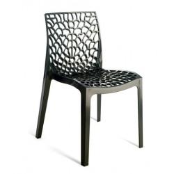 Sedia in poliproprilene modello Gruvyer. Linea Up-On Di Grand Soleil