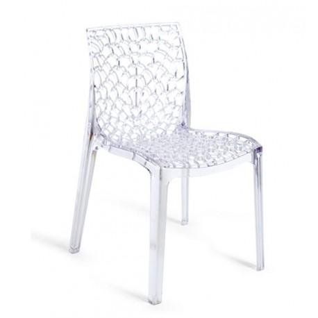 Sedia in policarbonato modello Gruvyer. Linea Up-On Grand Soleil ...