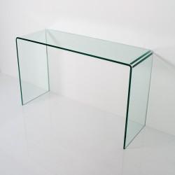 Consolle vetro temperato diverse misure modello Smalle Di Itamoby