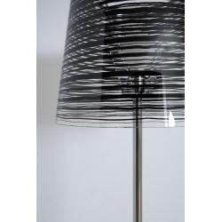 Lampada da terra con paralume in policarbonato. Pixi