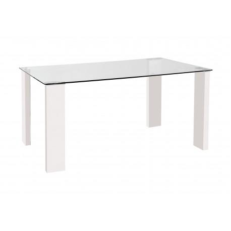Tavolo in vetro Arley by Bizzotto Homemotion miglior prezzo € 160,00
