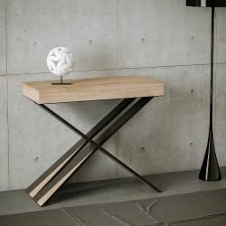 Tavolo Consolle allungabile Diago. Tavolo Design.