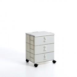 Cassettiera Contessa. 3 cassetti Di Emporium