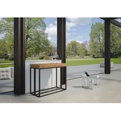 Tavolo da esterno allungabile Melissa. Allungabile sino a cm. 300