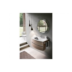 Mobile bagno MOON collezione EVERYDAY by BMT Bagni. Composizione 06.