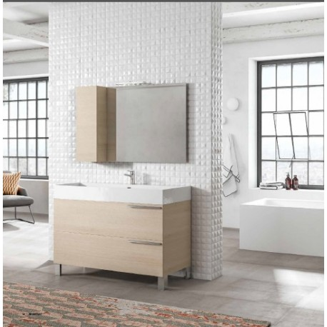 Mobili bagno bmt collezione everyday modello mercury for Mobili yes everyday
