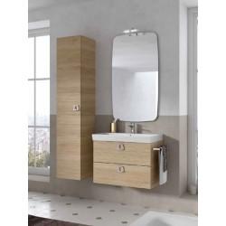 Mobile bagno JUPITER collezione EVERYDAY by BMT Bagni. Composizione 08