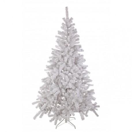 Albero Di Natale Bianco.Albero Di Natale Monte Bianco H 180