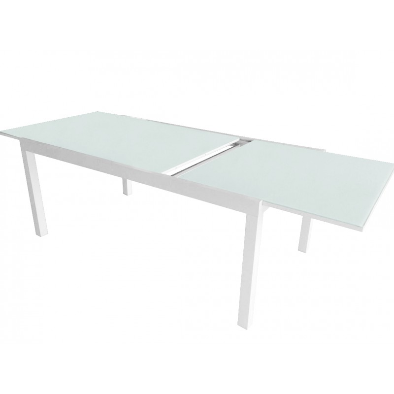 Tavolo Da Terrazzo Allungabile.Tavolo Da Esterno In Alluminio Allungabile Pietra Ligure In Offerta