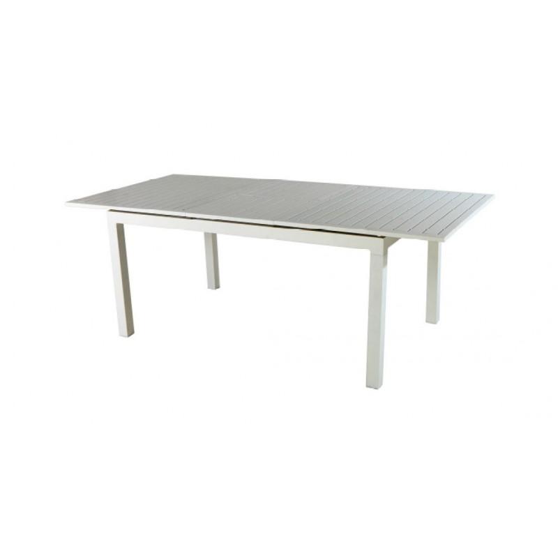 Tavolo Da Giardino In Resina Allungabile.Tavolo Allungabile Da Giardino In Alluminio Camaiore Miglior Prezzo