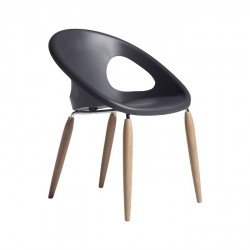 Sedia poltrona Natural Drop Scab Design - Scab Design