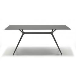 Tavolo Metropolis piano stratificato - Scab Design